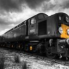 The BR class 40 (mono) by Rob Hawkins