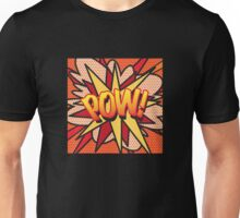 Comic Book POW! Unisex T-Shirt