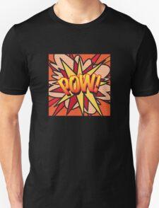 Comic Book POW! T-Shirt