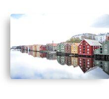 Trondheim - Norway II Canvas Print