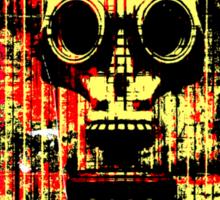 Post apocalyptic dreams Sticker