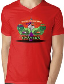 Oysters In A Half shell Alternate T-Shirt