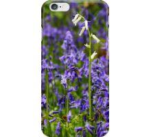 Rare White Bluebell iPhone Case/Skin