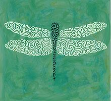 dragonfly by Rachel Bachman