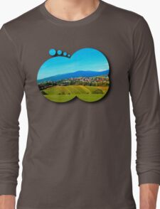 Unsettled geography Long Sleeve T-Shirt