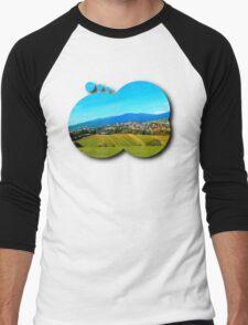 Unsettled geography Men's Baseball ¾ T-Shirt
