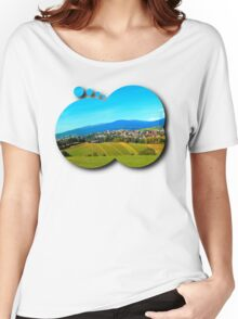 Unsettled geography Women's Relaxed Fit T-Shirt