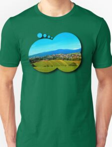 Unsettled geography Unisex T-Shirt