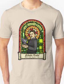 Tesla: The Electric Jesus T-Shirt