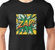Comic Book ZAP! Unisex T-Shirt