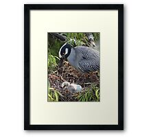 Proud Mother - Madre Orgullosa Framed Print