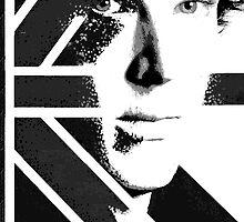 BANDERSNATCH CUMMERBUND (poster) by redmoonrabbit