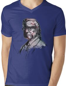 I Asimov Mens V-Neck T-Shirt