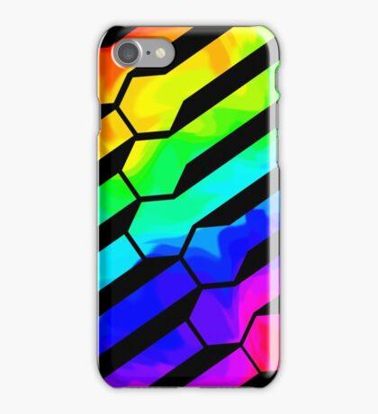 Rainbow flow iPhone Case/Skin
