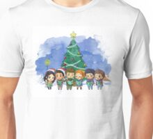 The Lil' Caroling Pack Unisex T-Shirt