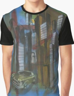 Big City Night Out Graphic T-Shirt