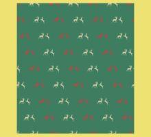 Christmas Pattern 06 Kids Tee