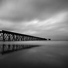 Pier remains by PaulBradley