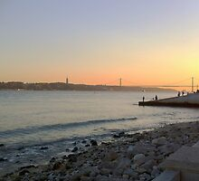 Sunset in Lisbon part II by destinyrko