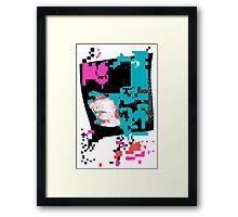 Breaking Up – Lost in Time Framed Print