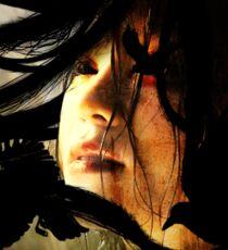 Midnight Geisha Sticker
