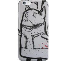 Mascot Zombie Killer iPhone Case/Skin