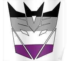 Decepticon Pride [Asexuality] Poster