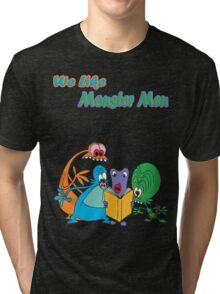 Space Goofs - Monster Men Tri-blend T-Shirt