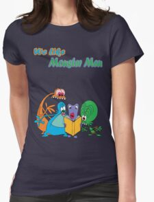 Space Goofs - Monster Men Womens Fitted T-Shirt
