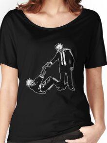 Mr White & Mr Orange Women's Relaxed Fit T-Shirt