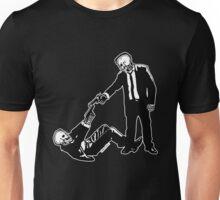 Mr White & Mr Orange Unisex T-Shirt