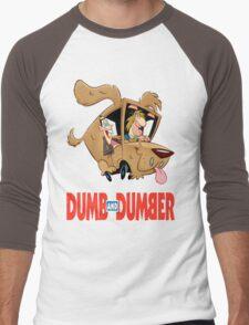 Dumb and Dumber Men's Baseball ¾ T-Shirt