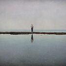 i'm here,i'm not here by Daphne Kotsiani