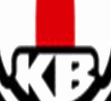 KB - Mark of A Daredevil Sticker
