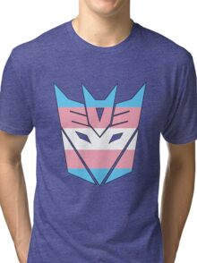 Deception Pride [Transgender] Tri-blend T-Shirt