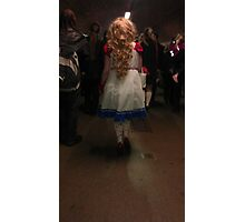 alice in london land... Photographic Print