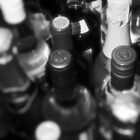10 Grey bottles. by OPUS1