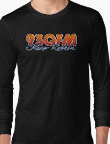 93 QFM Radio Long Sleeve T-Shirt