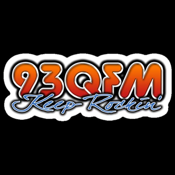 93 QFM Radio by gstrehlow2011