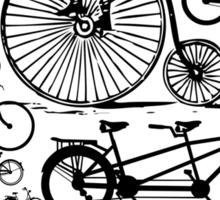 Bicycles Sticker