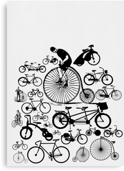 Bicycles by ea-photos