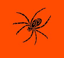 Spider Tribal Design Unisex T-Shirt
