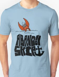 Abandon Ship  Unisex T-Shirt