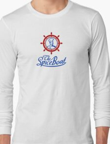 the Spice Boat Long Sleeve T-Shirt