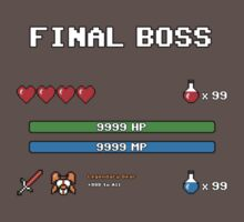 Final Boss by rkrovs