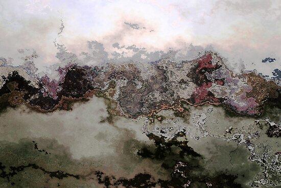 Sedimentary Depositions by Benedikt Amrhein