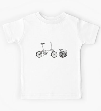 Brompton Bicycle Kids Clothes