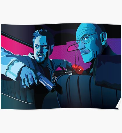 Jesse and Walter Poster