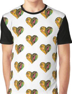 Hawks Love Graphic T-Shirt