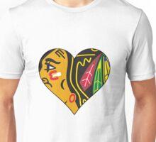 Hawks Love Unisex T-Shirt